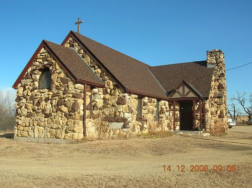 St Andrews Church, Ellis Co, KS