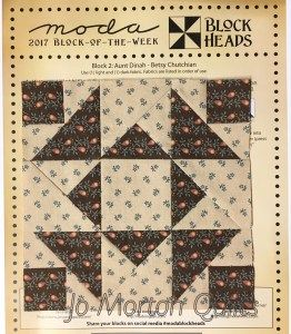 Jo's Blog | JoMortonQuilts.com | In an effort to preserve our ties to the past