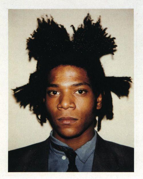 Jean-Michel Basquiat (1960-1988) ~ American artist of Haitian-Puerto Rican descent