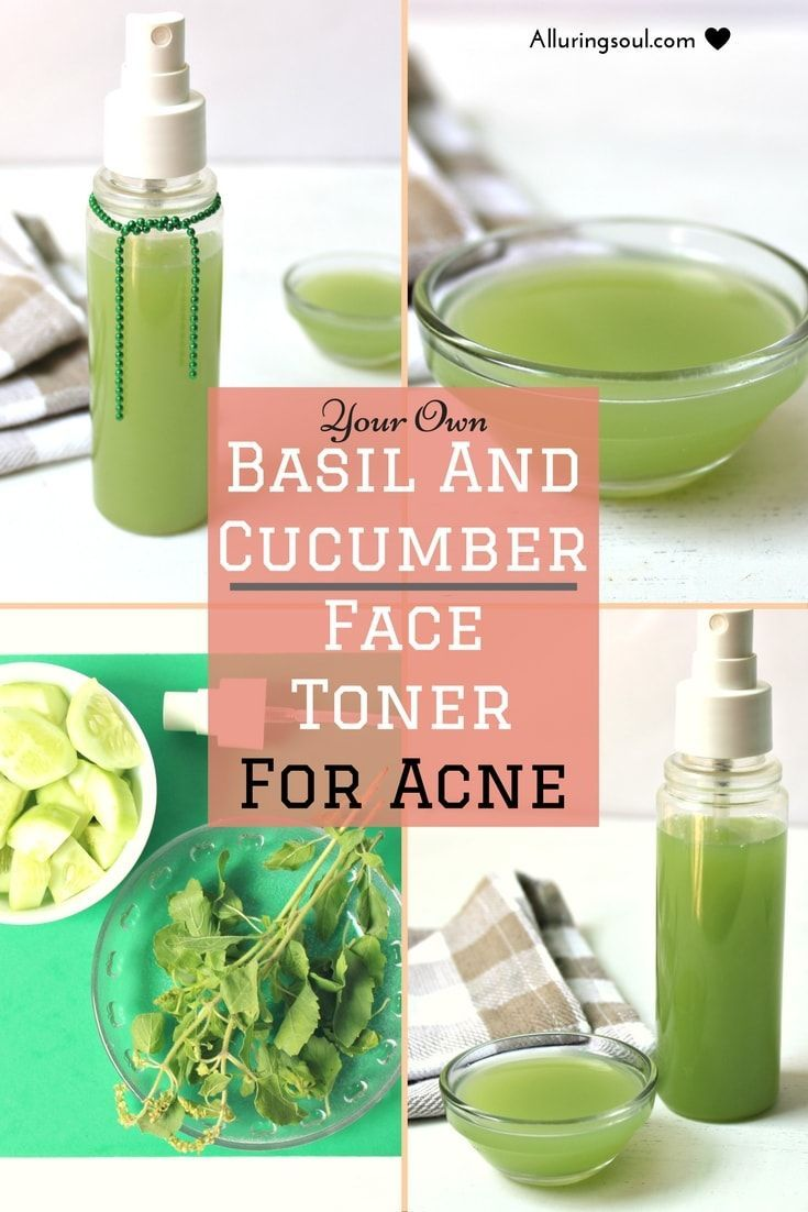 how to make a cucumber face mask at home