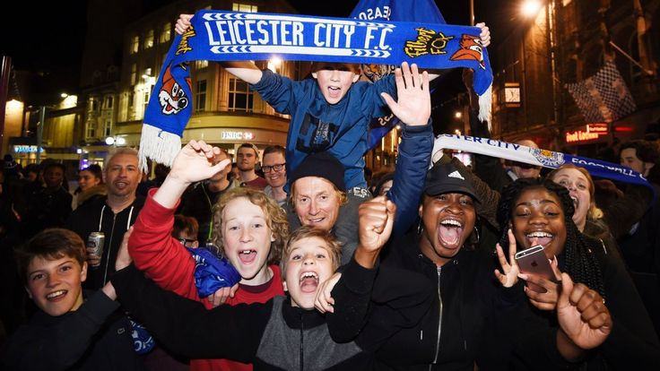 Leicester City defied seemingly insurmountable odds to win the English Premier League this season, adding to this city's ancient past, deep-rooted traditions and increasingly diverse fan base.