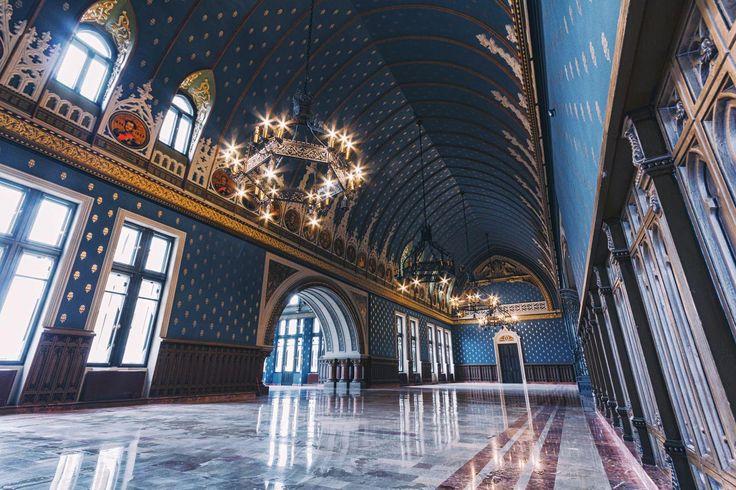 Culture Palace palatul Culturii Iasi Romania palaces europe