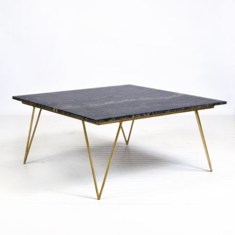 Neal Coffee Table by Worlds Away from Armour & Co.  This product can be found in photography for the Unearthed Collection.
