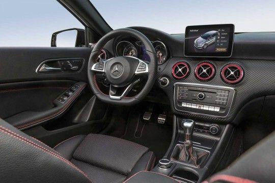 Mercedes Classe A succès commercial