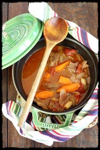 ストウブでハンガリー料理のグラッシュスープ by Keitonさん | レシピ ...