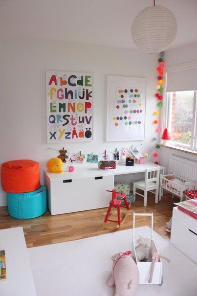 Colorful Playspace