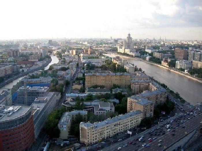 Москва. Moscow