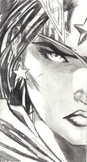 Wonder Woman via Comic Vine