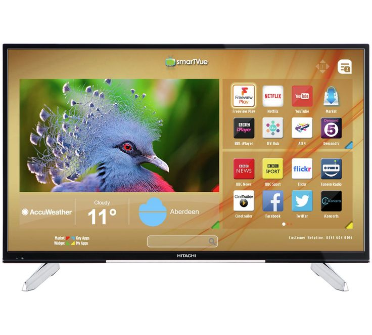 Buy Hitachi 50HK6T74U 50 Inch 4K Ultra HD Smart TV at Argos.co.uk - Your Online Shop for Televisions, Televisions and accessories, Technology.