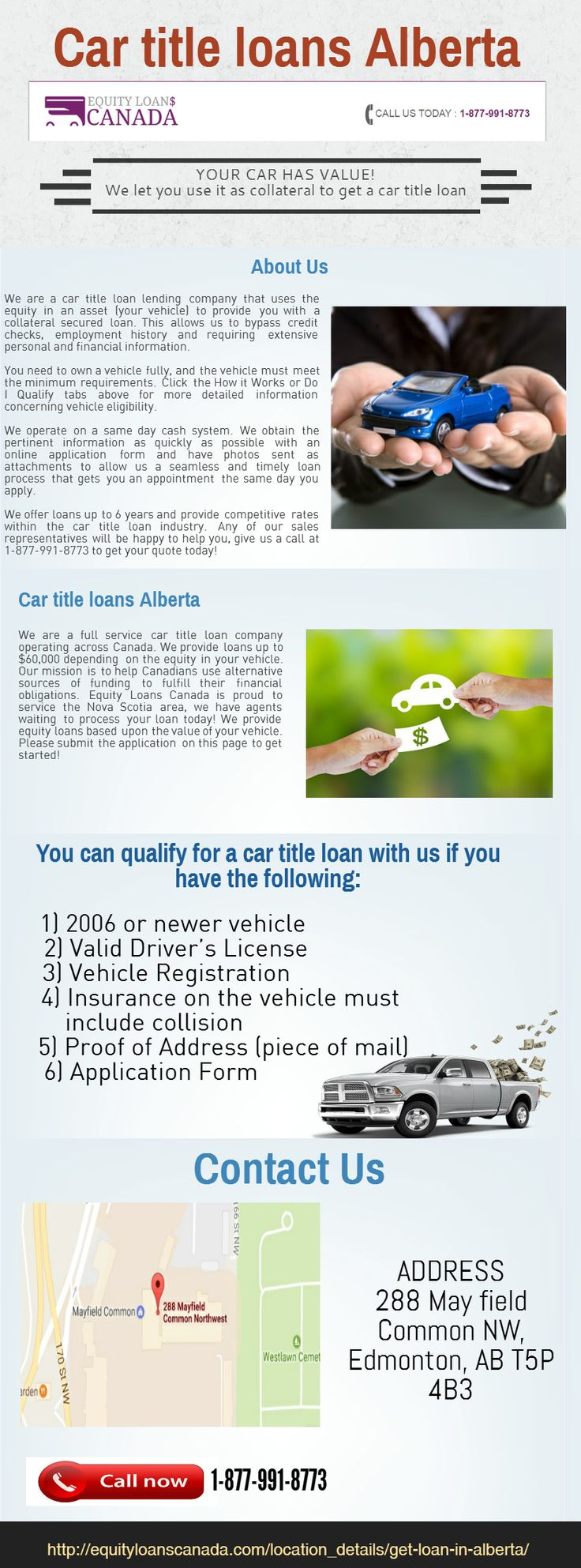 We provide competitive rates within the car title loan industry car title loans alberta give
