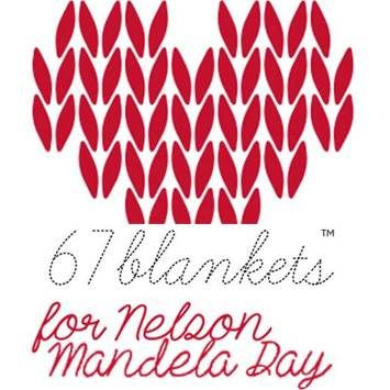 67 blankets for Nelson Mandela Day celebrates its first birthday soon. This inspiring campaign is taking on a record-breaking attempt at the Union Buildings later this year. If you haven't joined founder Carolyn Steyn and her knitwits yet, check out this fun, worthy cause...