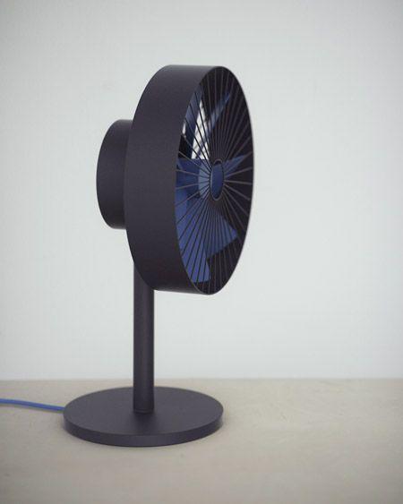 Fan by Gerhardt Kellermann #product #design #ventilateur