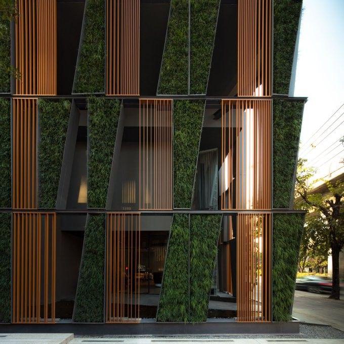 Architecture Facades: Best 25+ Facade Design Ideas On Pinterest
