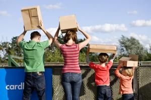 12 Places to Find Free Moving Boxes for Your Next Move: Find Free Moving Boxes at Recycling Centers