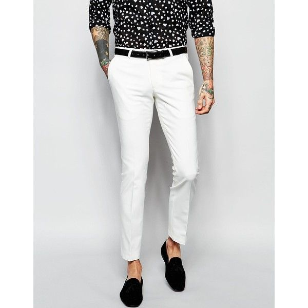 Best 25  Mens white dress pants ideas on Pinterest | Green jeans ...
