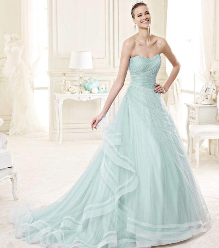 Gorgeous Nicole Spose Wedding Dresses 2015 - MODwedding
