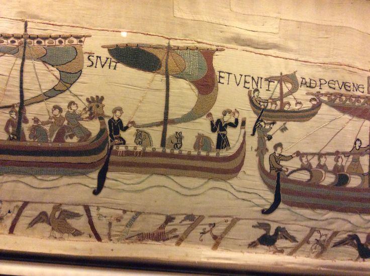 1000 images about art tapisserie de bayeux on pinterest - Qu est ce que la tapisserie de bayeux ...