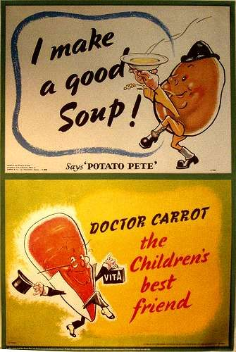 Apart from the strict but necessaryfood rationingpolicies implemented in Britain during WWII by theMinistry of Food,a campaign was started to actively involve society in a food-safety strateg…