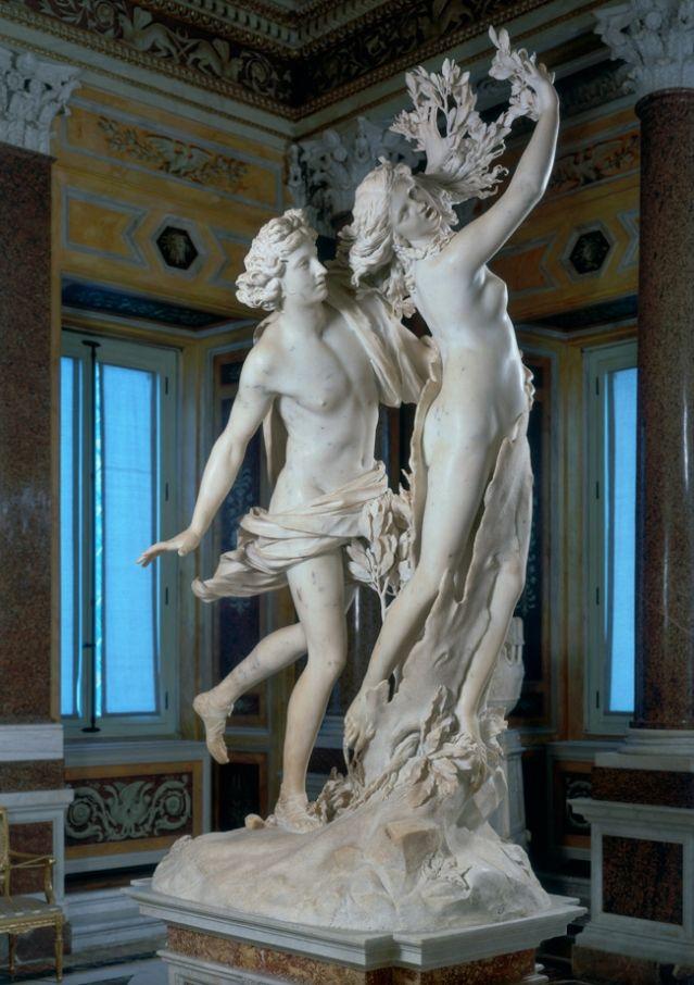 """""""L'intégrité physique d'une femme est sa vie"""" Zabou, Apollon et Daphné #sculpture #feminisme"""