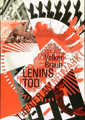 Polly Bertram, Daniel Volkart – La muerte de Lenin, 1989