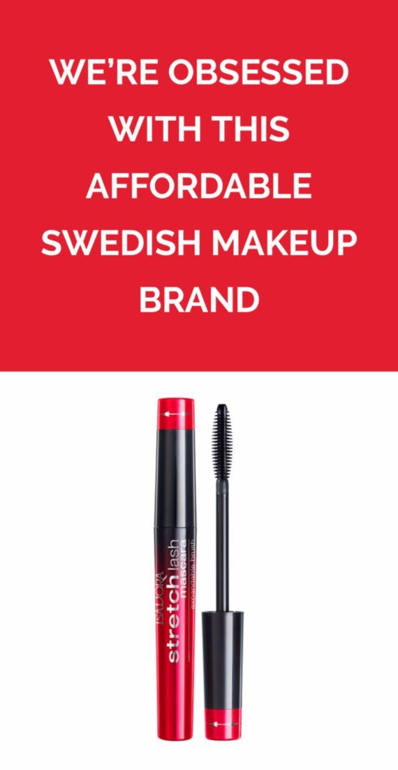 We're Obsessed With This Affordable Swedish Makeup Brand | Skincare