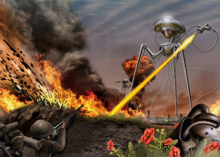a review of the science fiction thriller the war of the worlds by orson welles The war of the worlds by orson welles hg wells' science fiction novel the war of the worlds in new and review ratings for the war of the worlds.