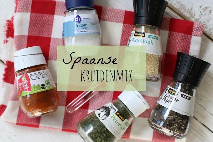 Spaanse kruidenmix   Lekker en simpel   Bloglovin'