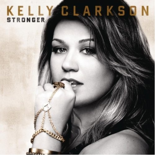 Kelly Clarkson Stronger album cover