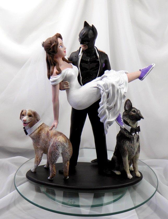 Best 25 Batman wedding cake topper ideas on Pinterest Batman