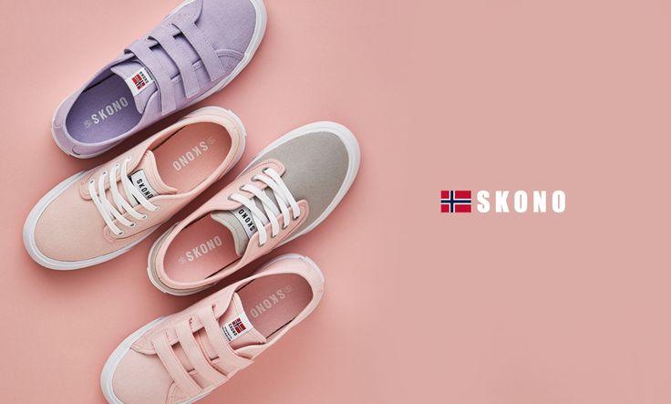 Scandinavian fashion sneakers(shoes) brand skono liberty pink pink canvas shoes for woman. World licensee : SKONOKOREA Contact for sales(online, offline) : help@skonokorea.com
