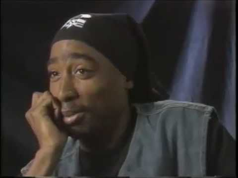 2Pac Interview about Janet Jackson (Poetic Justice/AIDS) - YouTube