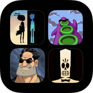 Double Fine Adventure Bundle by Double Fine Productions, Inc.