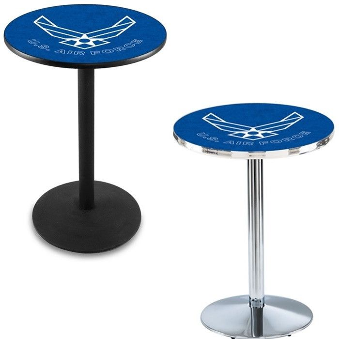 Use this Exclusive coupon code: PINFIVE to receive an additional 5% off the US Air Force Round-Base Pub Table at SportsFansPlus.com