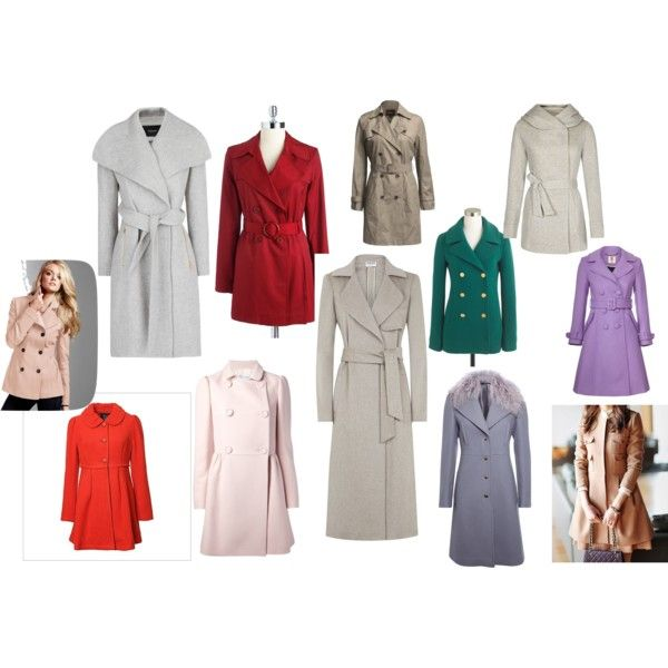 """""""Kibbe Soft Classic Coats""""...Really glad to have visuals like this!"""