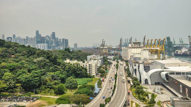 Czekolada z farszem: Singapur #3