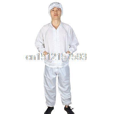 $21.09 (Buy here: https://alitems.com/g/1e8d114494ebda23ff8b16525dc3e8/?i=5&ulp=https%3A%2F%2Fwww.aliexpress.com%2Fitem%2FUnisex-White-Elastic-Cuff-Zip-Up-Stripes-Pattern-Anti-Static-Overalls-Suit-L%2F32537778169.html ) Unisex White Elastic Cuff Zip Up Stripes Pattern Anti Static Overalls Suit L for just $21.09