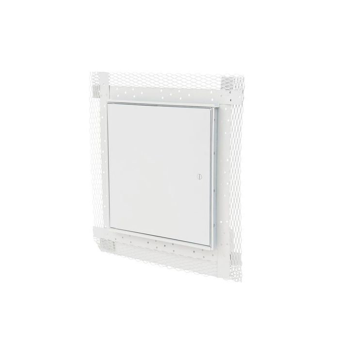 14 in. x 14 in. Metal Lath Access Panel for Walls or Ceilings, Whites