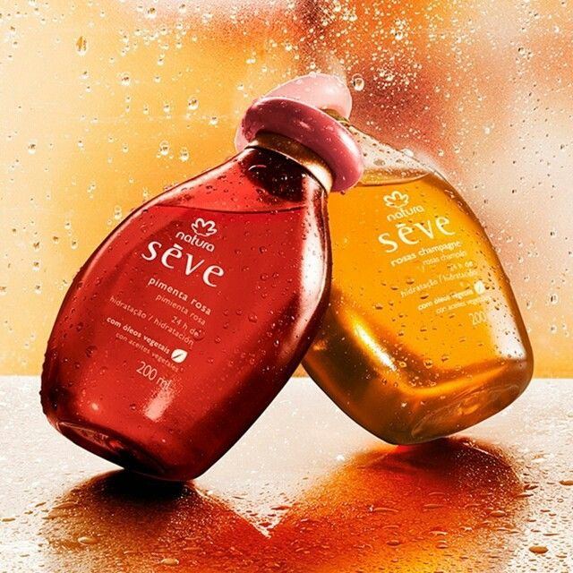 #semanadoconsumidor: na compra online de um óleo desodorante corporal Natura Sève Pimenta Rosa ou Rosas Champagne você ganha…