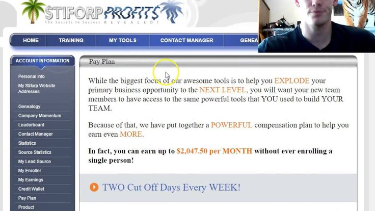 Stiforp, great work from home opportunity with Eddie Harrison!