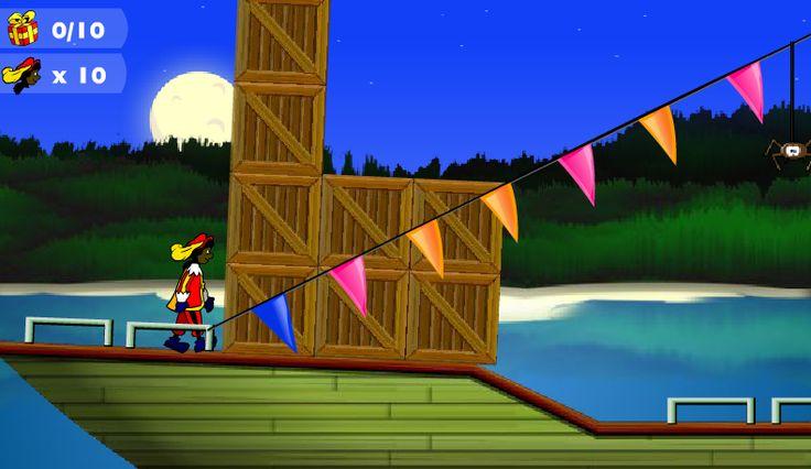 Stunten op de Stoomboot! http://www.minipret.nl/spel/Stoomboot-Stunter.html