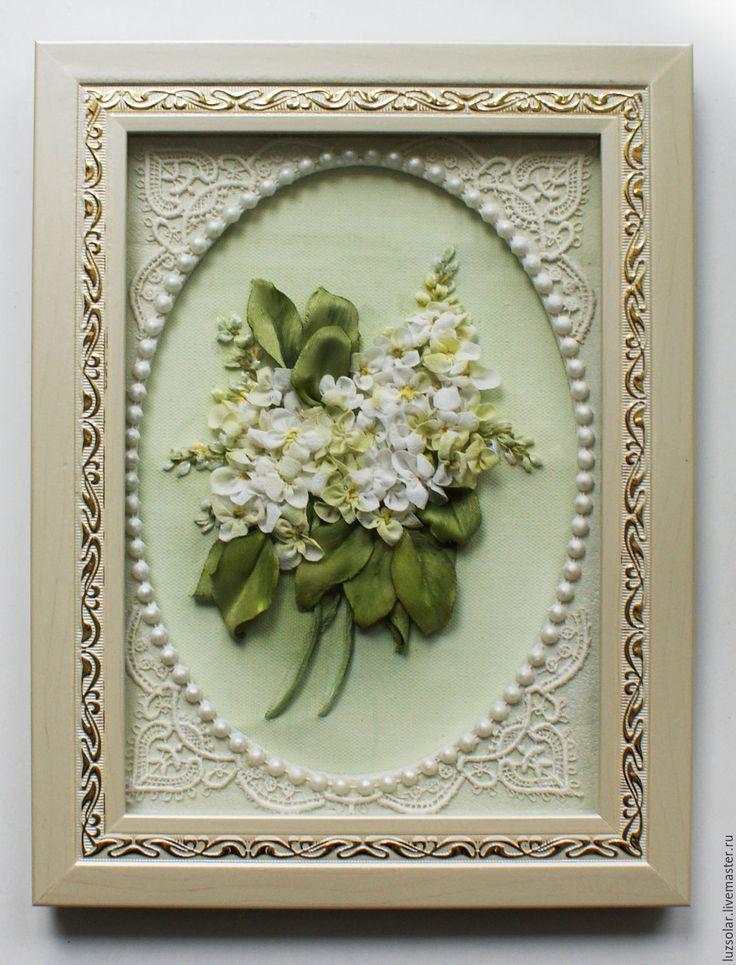 Купить Открытка настольная Весенние цветы 25 х 19 см - ландыши, букет ландышей