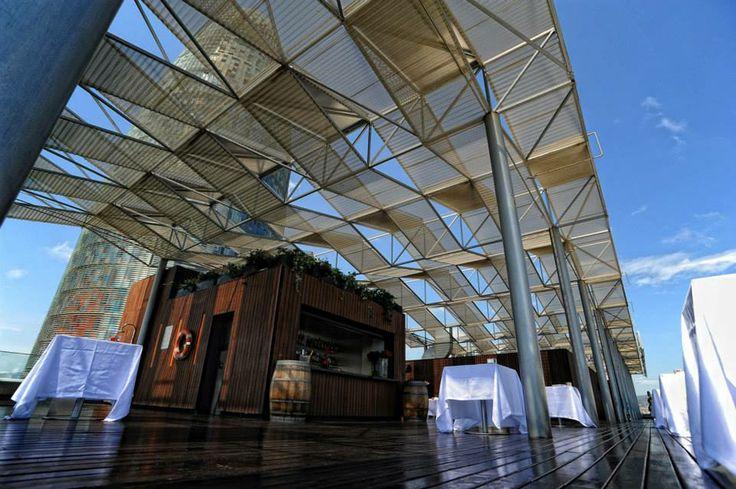 Mejores 41 im genes de terrazas silken en pinterest - Terrazas hoteles barcelona ...