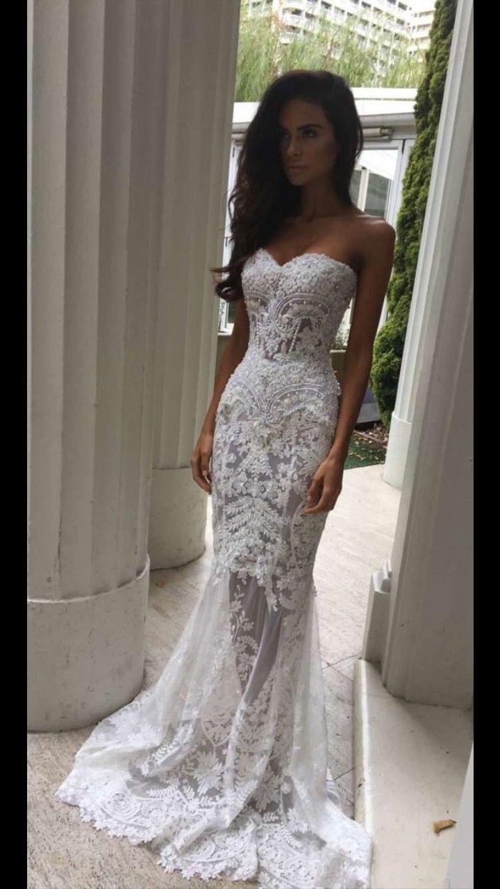 Sexy lace weddingdress wedding in pinterest wedding