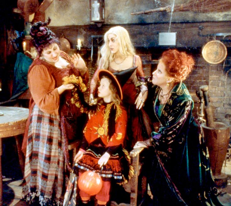 Twenty-two years after its debut, the cast of Hocus Pocus (Thora Birch, Vinessa Shaw, Sean Murray, and Doug Jones) is looking back at the Halloween classic -- five things to know!