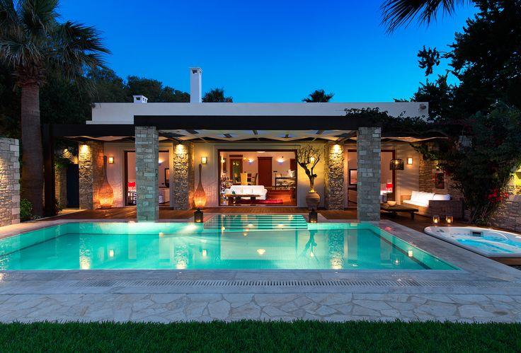 Luxury Villas Zakynthos: Best 5 Star Hotel and Luxury Spa in Greece - Porto Zante Villas & Spa