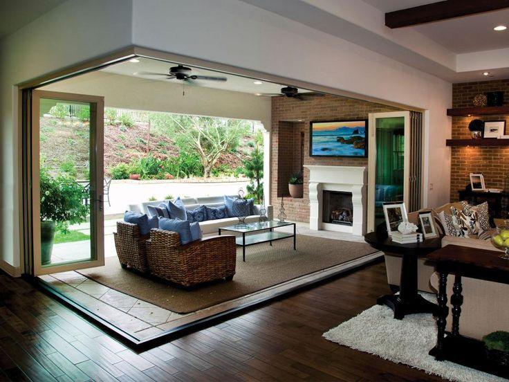 Best 20+ Indoor outdoor living ideas on Pinterest | Folding doors ...