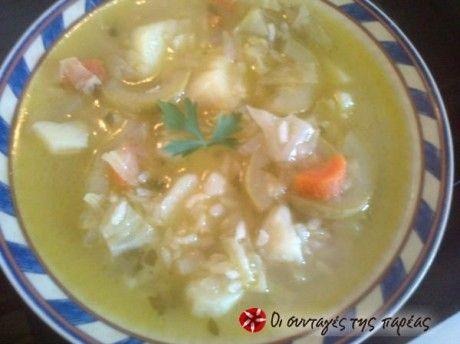 Σούπα Vegetarian