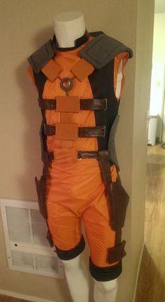 Rocket Raccoon Suit