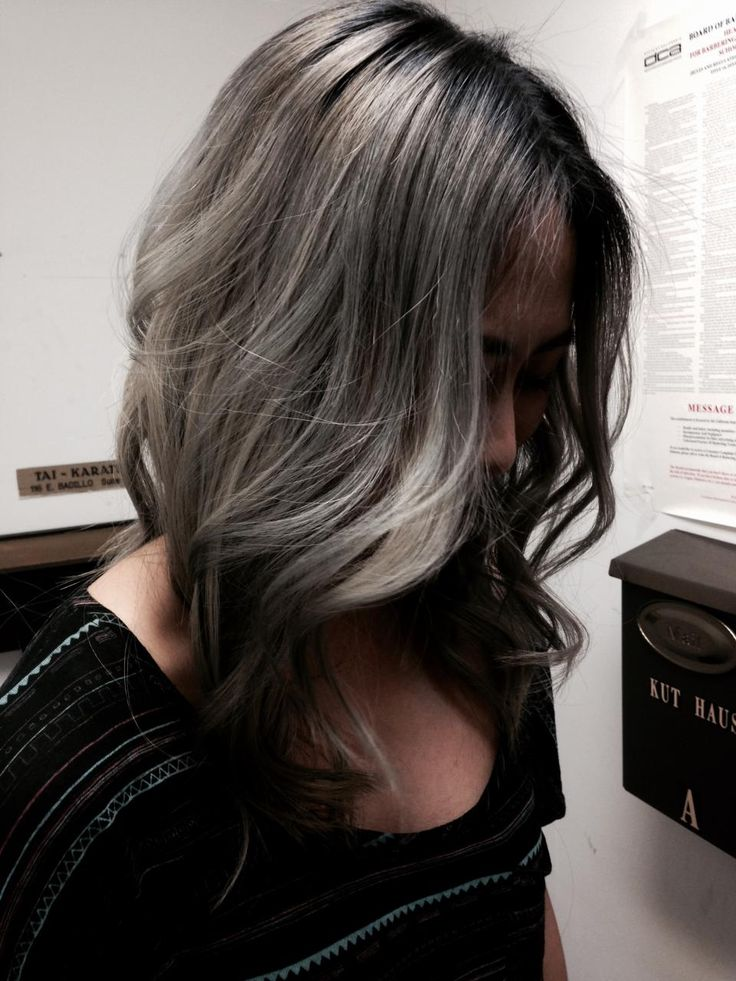 Formula The Perfect Silver Color Melt Career