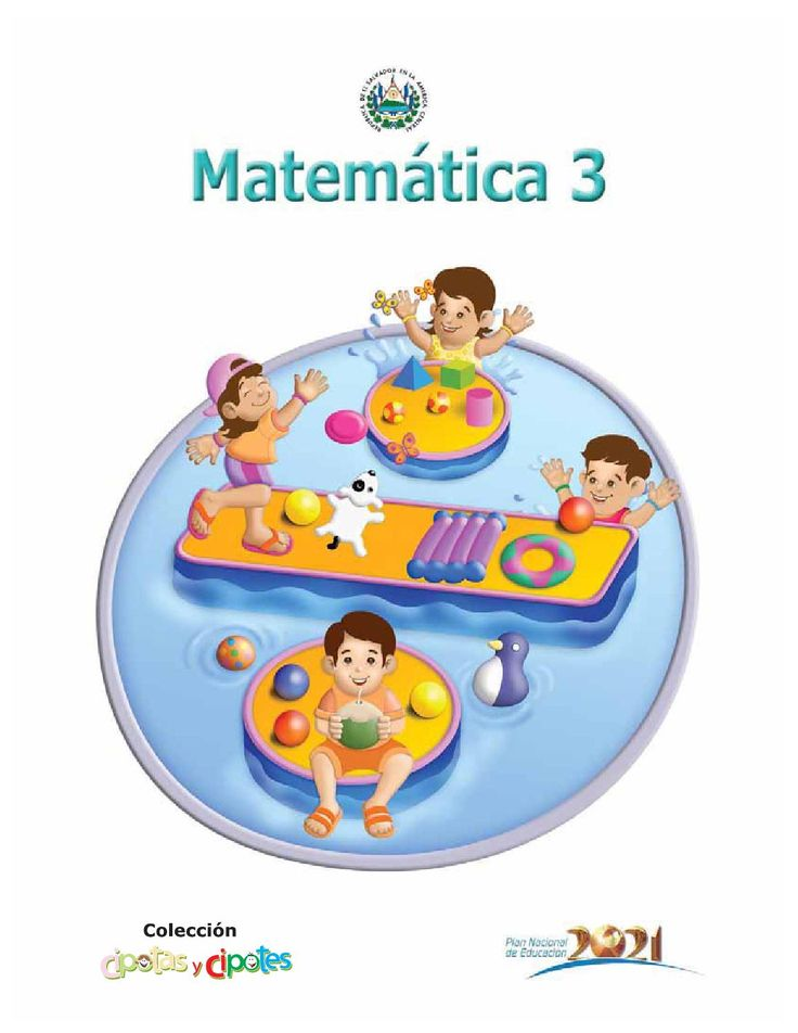 Libro de Texto 3 matemáticas  El Ministerio de Educación pone a disposición de…